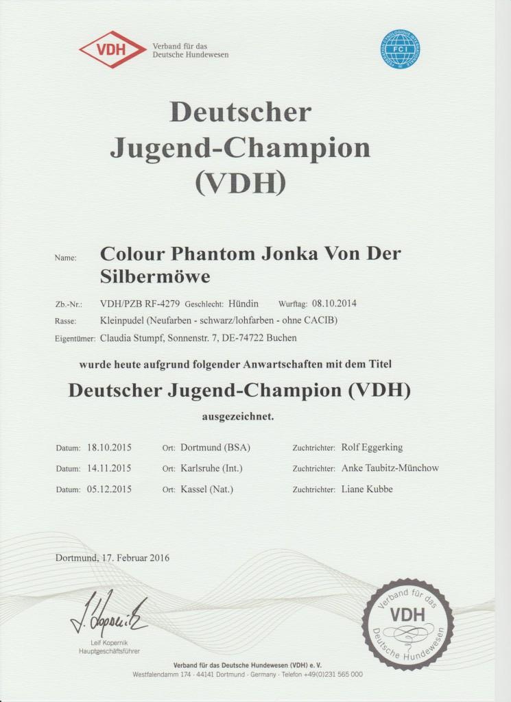 Jonka VDH JgCh 001